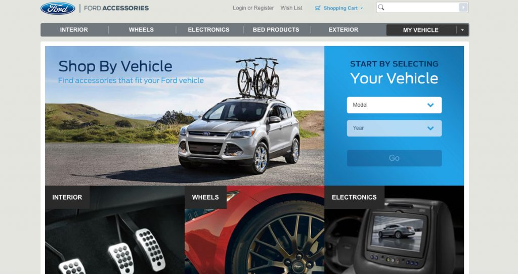 Ford-online-store
