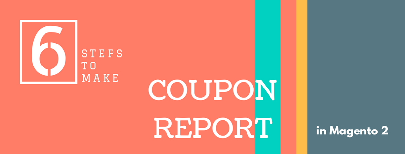 Make-a-Coupon-Report