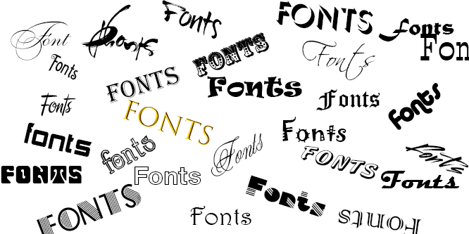 style-fonts
