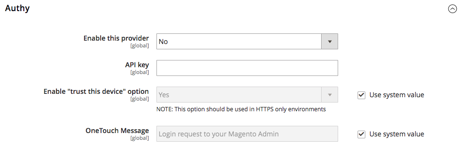 authy-magento-security