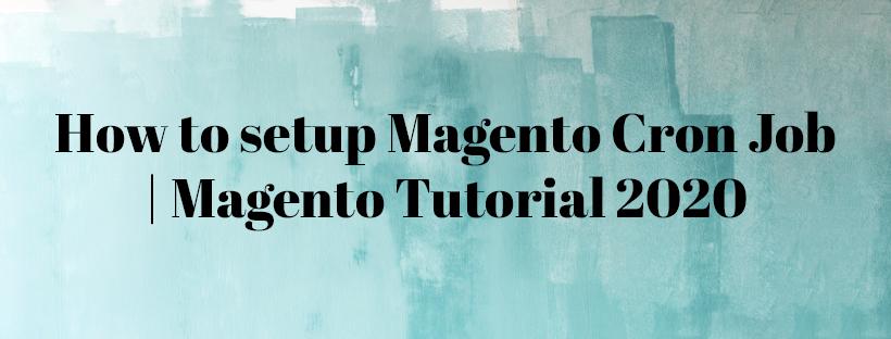 setup-Magento-Cron-Job-Magento