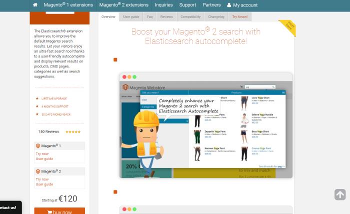 Elasticsearch-Magento