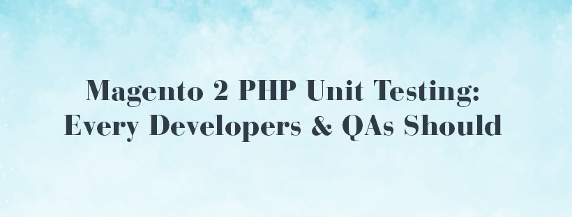 Magento-2-PHP-Unit-Testing