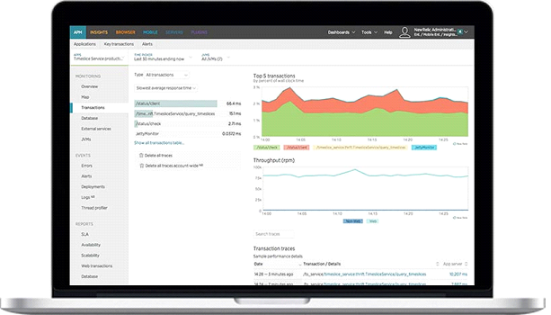 New-Relic-Magento-Reporting