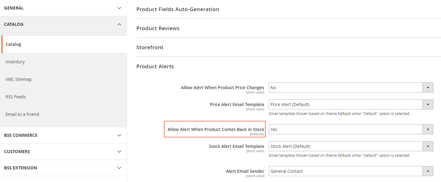 setyp-product-stock-alert